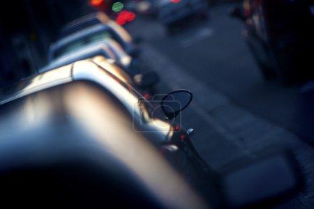 Coches y tráfico