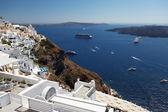 Romantic Santorini. Greece.
