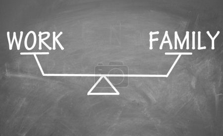 Balance of work and family