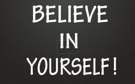 believe in yourself symbol