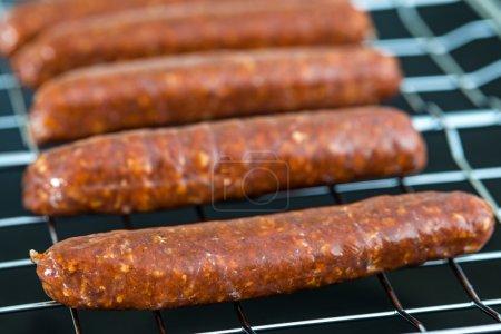 Merguez, North-African sausage