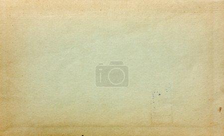 Photo pour Texture vieux papier : vieux livres jaune - couverture interne verte - image libre de droit