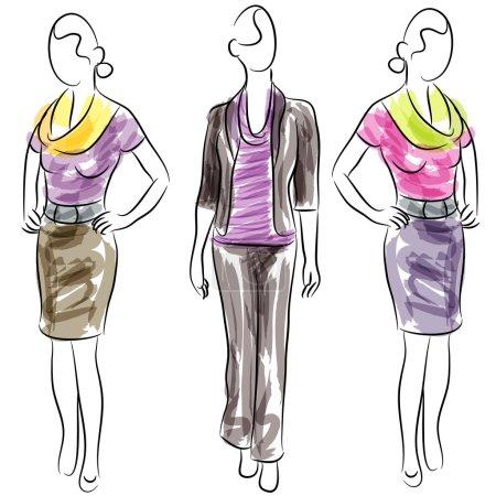Business Clothing Fashion Women