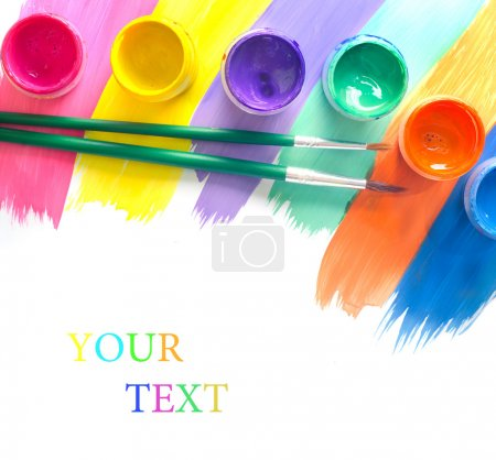 Photo for Color paint - Royalty Free Image
