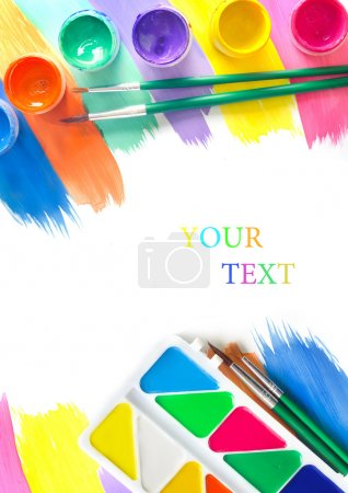 Photo for School supplies - Royalty Free Image