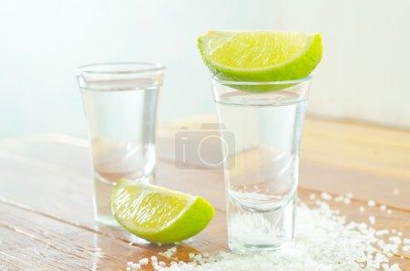 Photo pour Tequila - image libre de droit