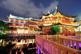 Shanghai pagoda building