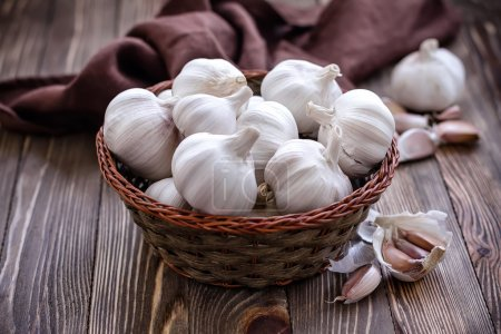 Photo for Garlic - Royalty Free Image