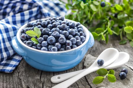 Blueberry...