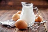 Mléko a vejce