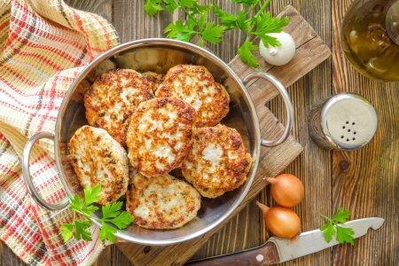 Cutlets...