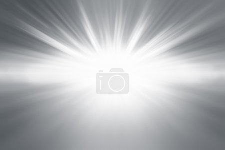 Photo for Bright blast of light background - Royalty Free Image