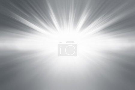 Foto de Brillante explosión de fondo claro - Imagen libre de derechos