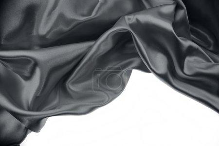 Black silk