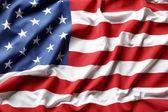 "Постер, картина, фотообои ""American flag"""