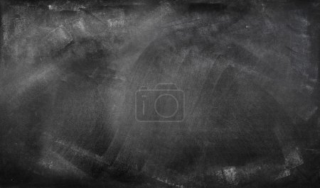 Photo for Chalk rubbed out on board - Royalty Free Image
