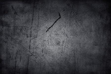 Foto de Fondo de pared con textura grunge gris - Imagen libre de derechos