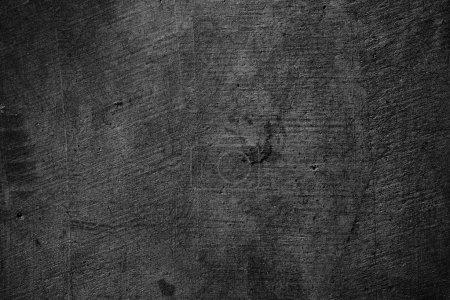 Photo pour Grunge foncé texturé mur gros plan - image libre de droit