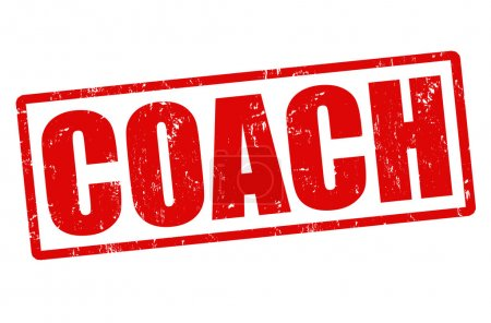 Coach stamp