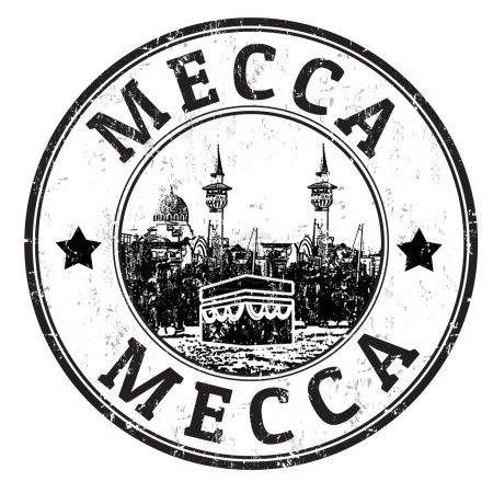 Mecca stamp