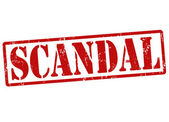 Scandal stamp