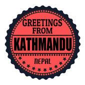 Pozdrav z kathmandu popisku