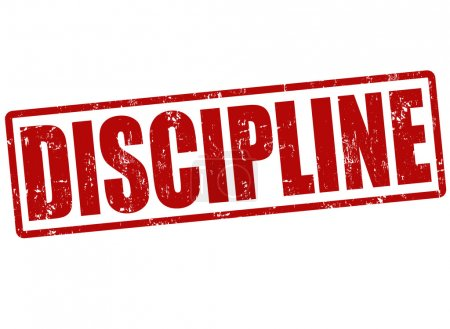 Discipline stamp