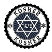 Kosher stamp