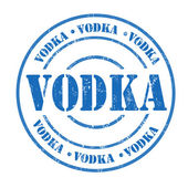 Vodka stamp