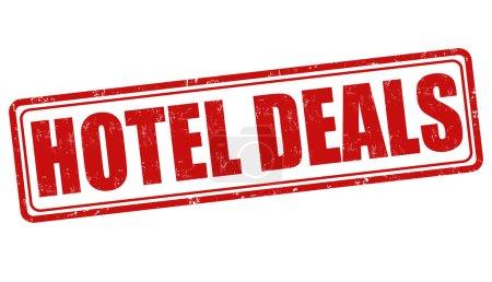 Hotel deals stamp