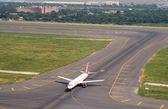 Airport of Delhi