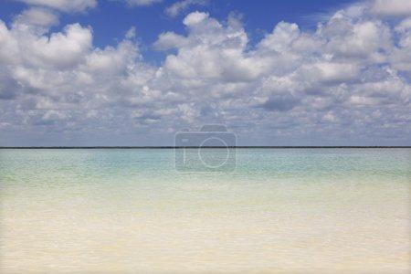 Caribbean sea, Riviera Maya, Mexico