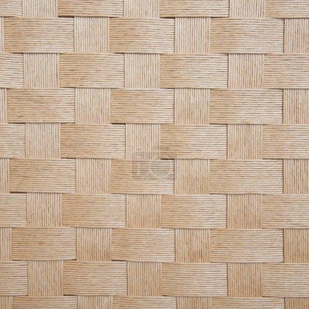 Basket weaving background