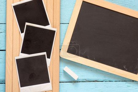 Polaroid empty photos