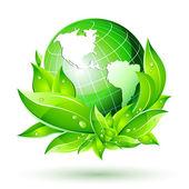 Environmental Green Earth Concept