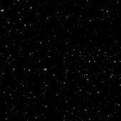 Seamless Realistic Snow Texture  on a black background 2