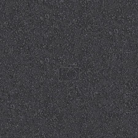 Photo for Seamless Asphalt Texture Tile Pattern Detailed Close-Up - Royalty Free Image
