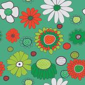 Květinová textury