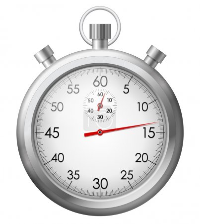 Chrome stop watch