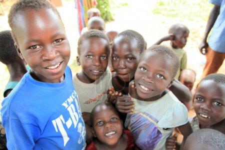 Photo pour Kabermaido une ville dans l'est de l'Ouganda - image libre de droit