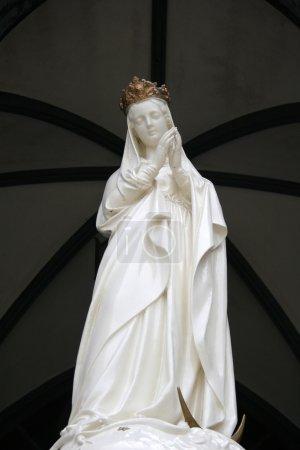 mère Marie - Japon église, nagasaki, oura