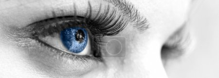 Blue Eye - Beautiful, Feminine...
