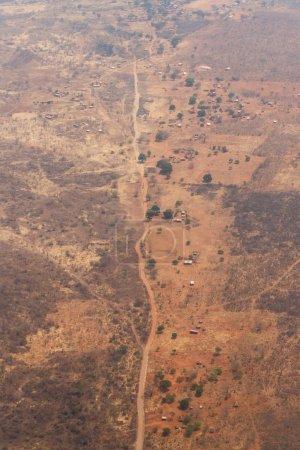 Livingstone Town, Zambia - Africa