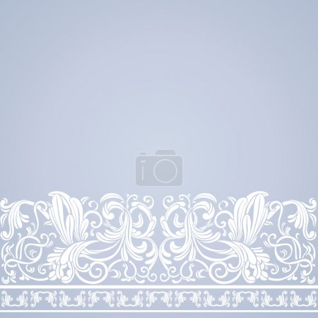 Vintage, elegant background, wedding luxury card, antique