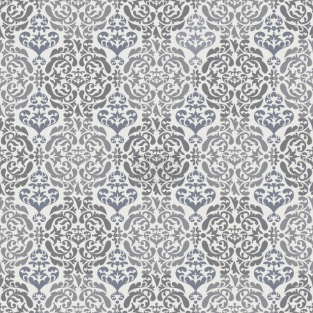 Vintage beautiful background with rich, exclusive, artistic, luxury ornamentation, fashioned seamless pattern, royal, vector wallpaper