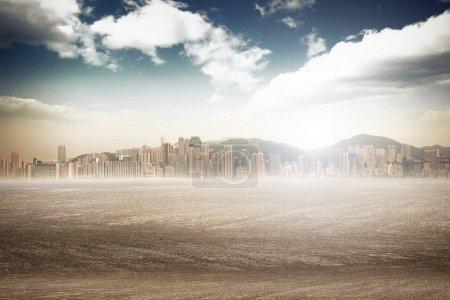 Photo for Desert city 1 - Royalty Free Image