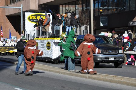 20th annual UBS Thanksgiving Parade