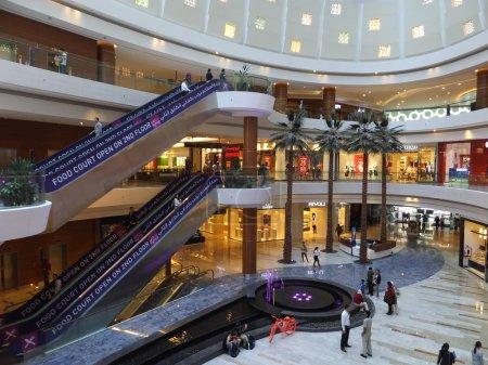 Al Ghurair City Shopping Mall in Dubai, UAE