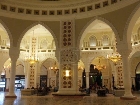 The Gold Souk at Dubai Mall in Dubai, UAE