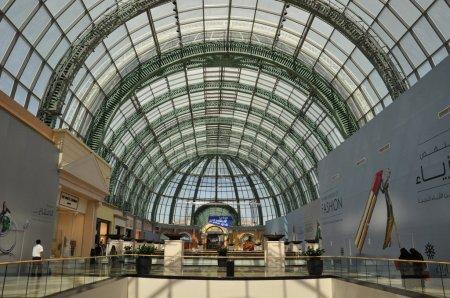 Mall of the Emirates in Dubai, UAE